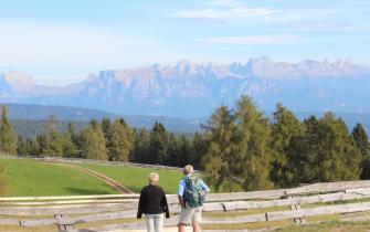 Sommer in Mölten, Südtirol
